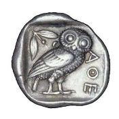 Coins of Ancient Greece