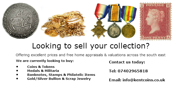 Kent Coins, Coins, Tokens and Collectibles at budget prices